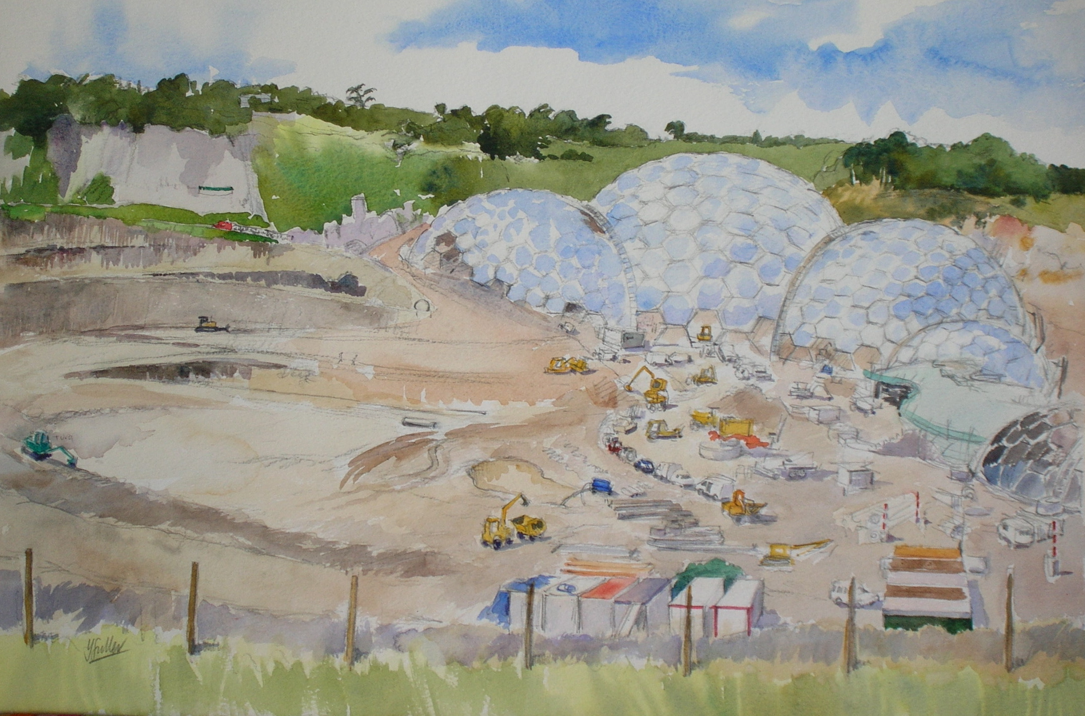 The Eden Project 1