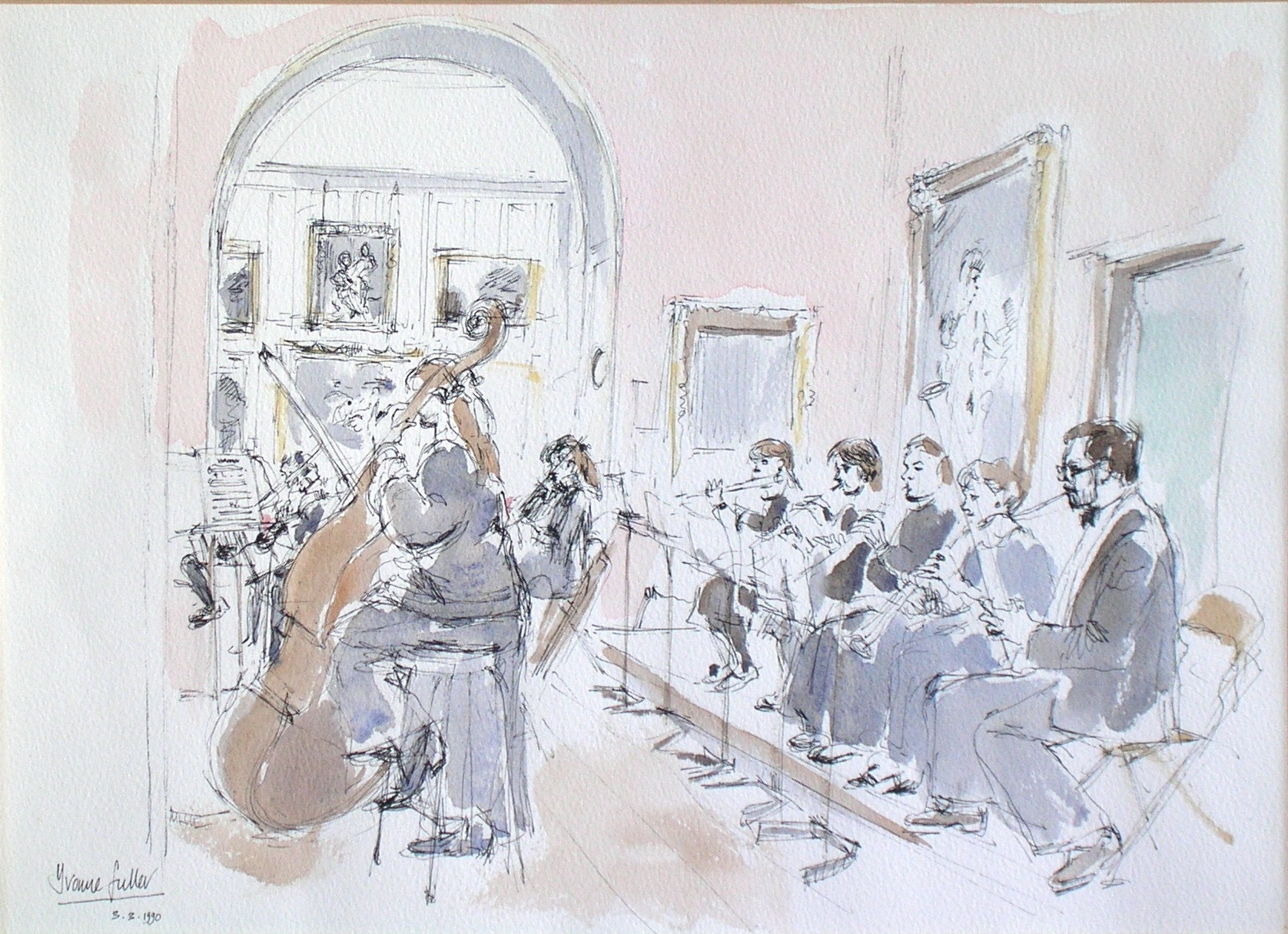 Dulwich, JAGS concert