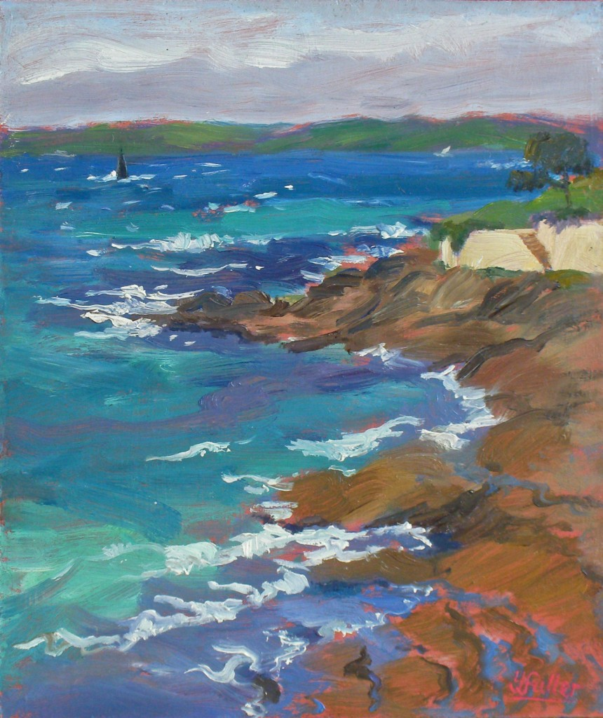 720 Black Rock and Castle Point St Mawes