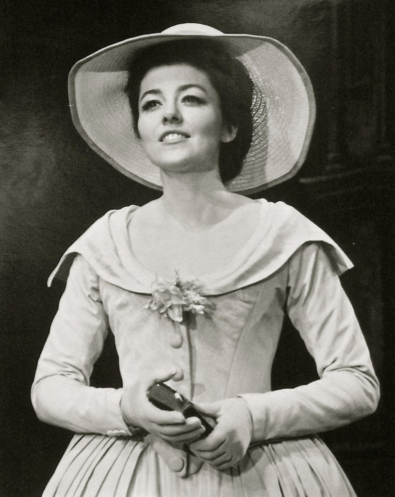 Charlotte in Werther GTO