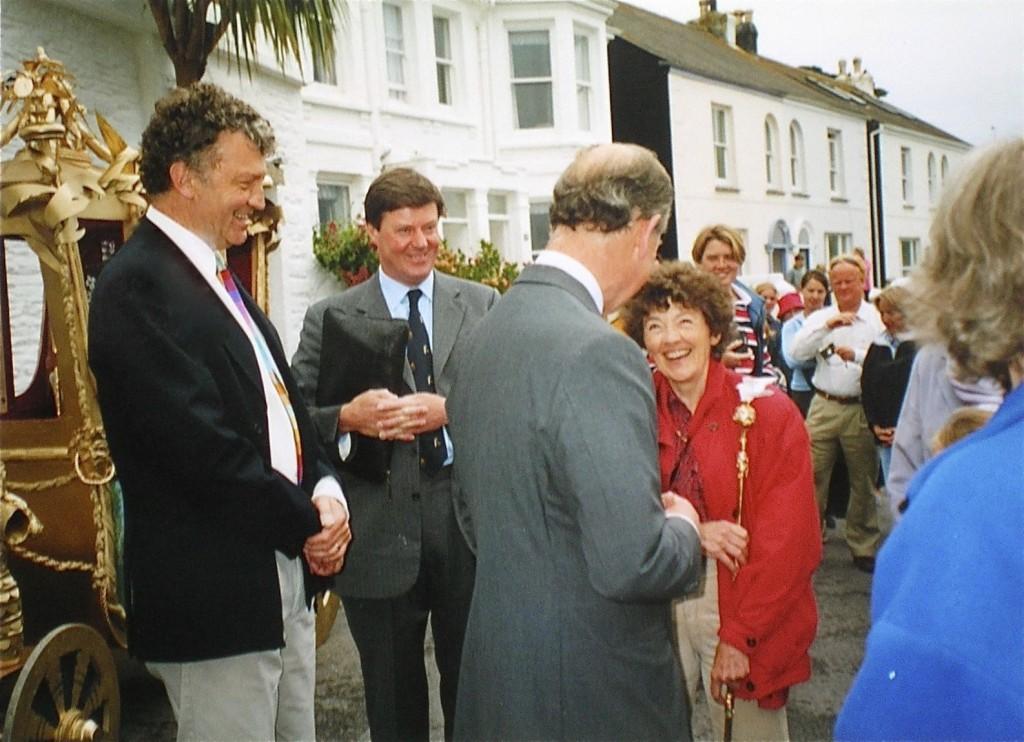 Jubilee celebrations 2002
