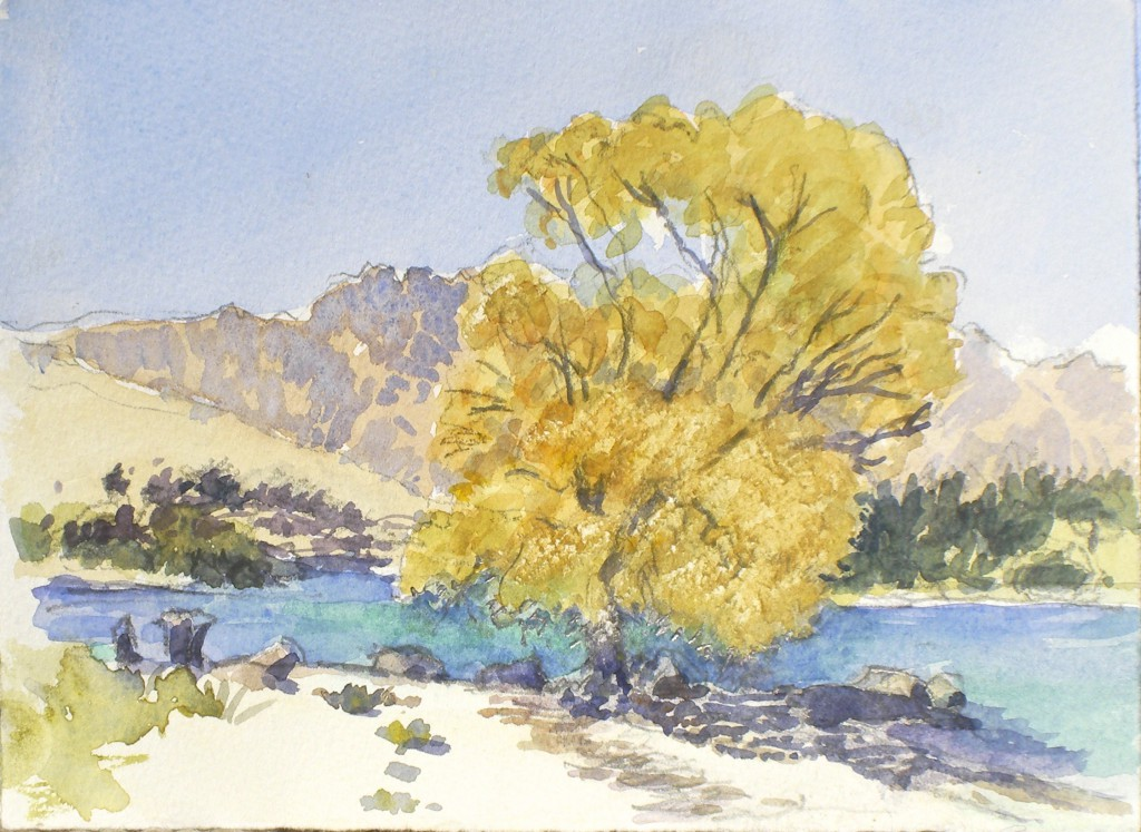 Queenstown, Lakeside